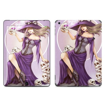Apple iPad Air Skin - Skull Witch