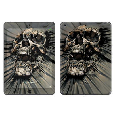 Apple iPad Air Skin - Skull Wrap