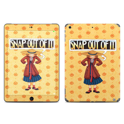 Apple iPad Air Skin - Snap Out Of It