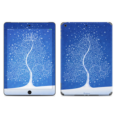 Apple iPad Air Skin - Snowflakes Are Born
