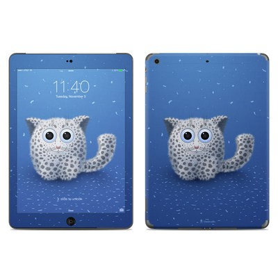 Apple iPad Air Skin - Snow Leopard