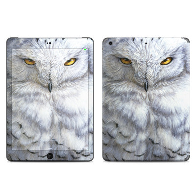 Apple iPad Air Skin - Snowy Owl