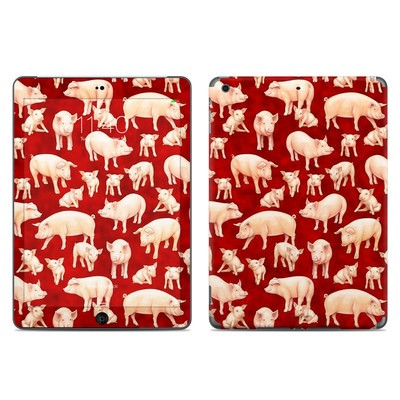 Apple iPad Air Skin - Some Pig