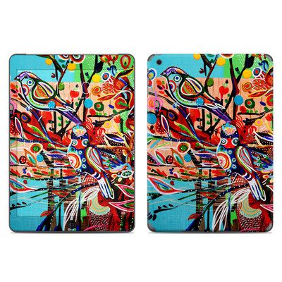 Apple iPad Air Skin - Spring Birds