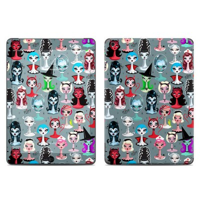 Apple iPad Air Skin - Spooky Dolls