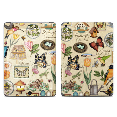 Apple iPad Air Skin - Spring All