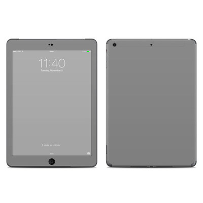 Apple iPad Air Skin - Solid State Grey