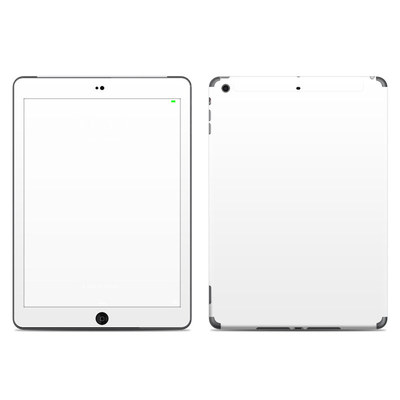 Apple iPad Air Skin - Solid State White