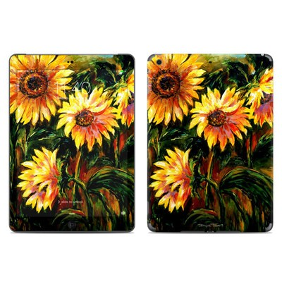 Apple iPad Air Skin - Sunflower Sunshine