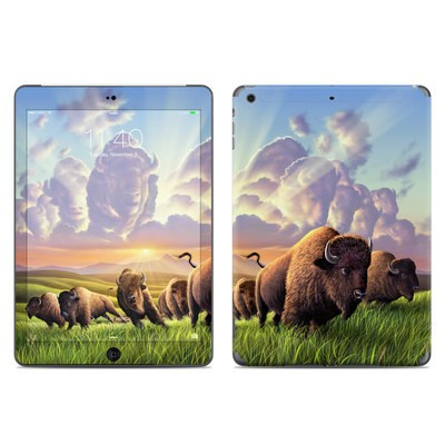 Apple iPad Air Skin - Stampede