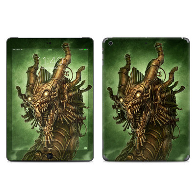 Apple iPad Air Skin - Steampunk Dragon