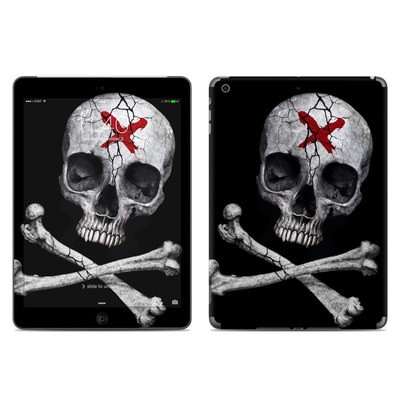 Apple iPad Air Skin - Stigmata Skull