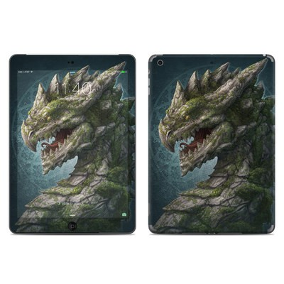 Apple iPad Air Skin - Stone Dragon