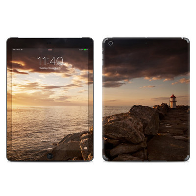 Apple iPad Air Skin - Sunset Beacon