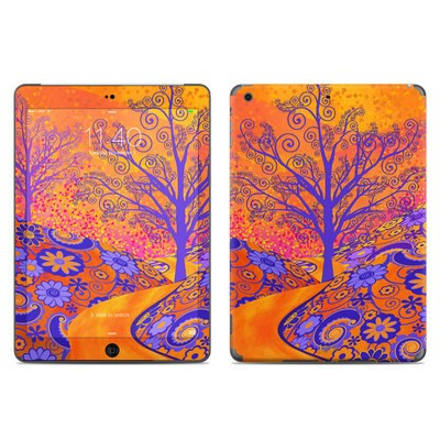 Apple iPad Air Skin - Sunset Park