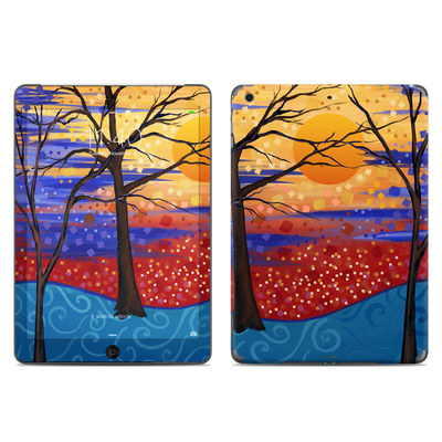 Apple iPad Air Skin - Sunset Moon