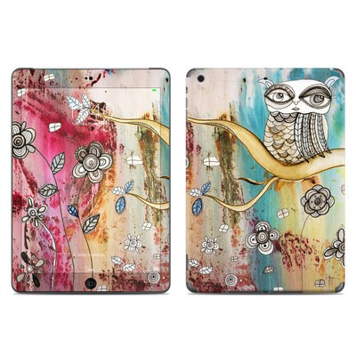 Apple iPad Air Skin - Surreal Owl