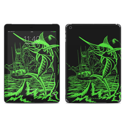 Apple iPad Air Skin - Tailwalker
