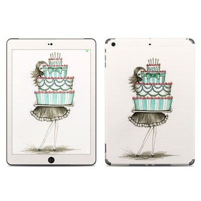 Apple iPad Air Skin - She Takes The Cake