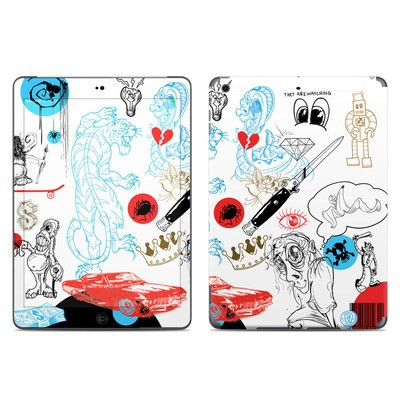 Apple iPad Air Skin - Tattoo Ink