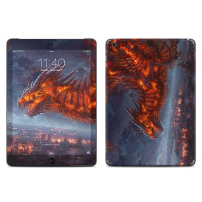 Apple iPad Air Skin - Terror of the Night