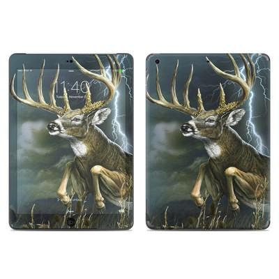 Apple iPad Air Skin - Thunder Buck