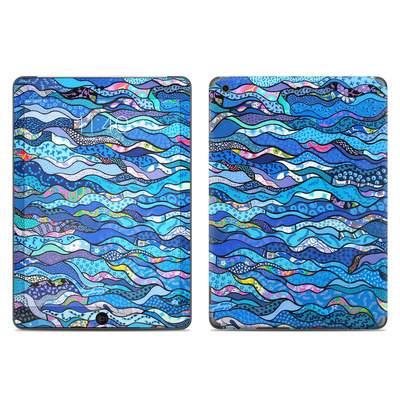 Apple iPad Air Skin - The Blues