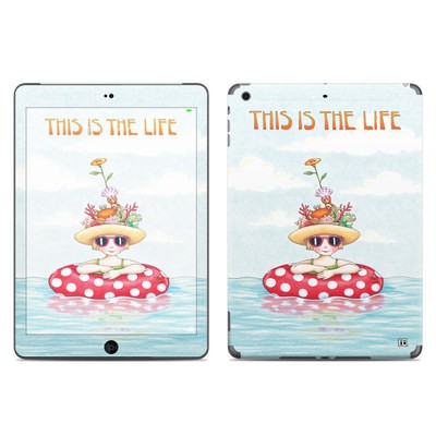 Apple iPad Air Skin - This Is The Life