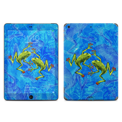 Apple iPad Air Skin - Tiger Frogs
