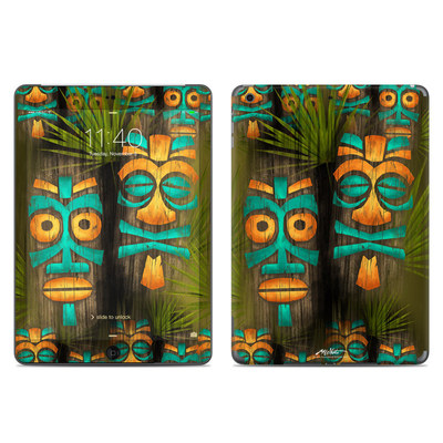Apple iPad Air Skin - Tiki Abu