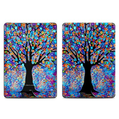 Apple iPad Air Skin - Tree Carnival