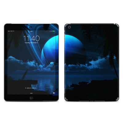 Apple iPad Air Skin - Tropical Moon