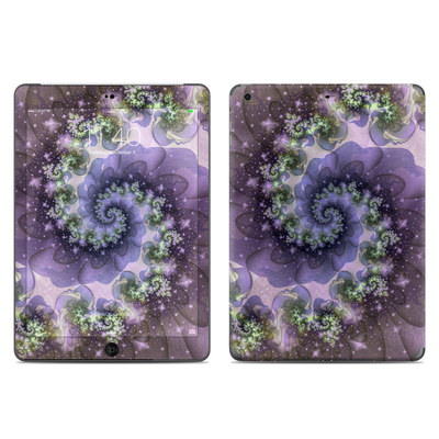 Apple iPad Air Skin - Turbulent Dreams
