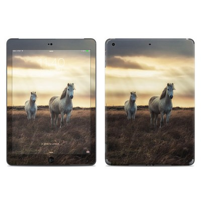 Apple iPad Air Skin - Hornless Unicorns