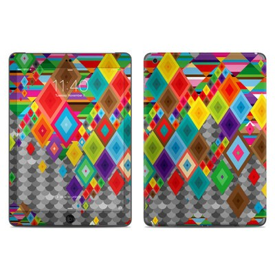 Apple iPad Air Skin - Uprising