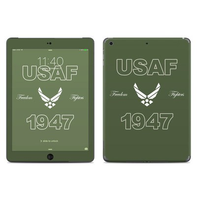 Apple iPad Air Skin - USAF 1947