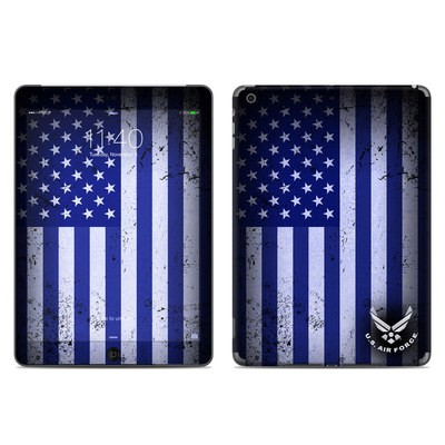 Apple iPad Air Skin - USAF Flag