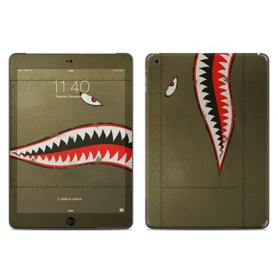 Apple iPad Air Skin - USAF Shark