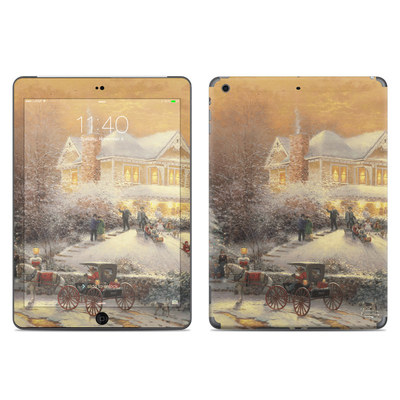 Apple iPad Air Skin - Victorian Christmas