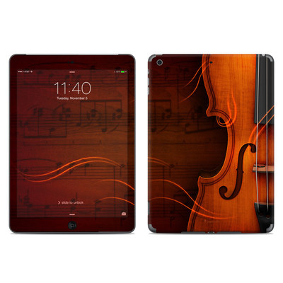 Apple iPad Air Skin - Violin