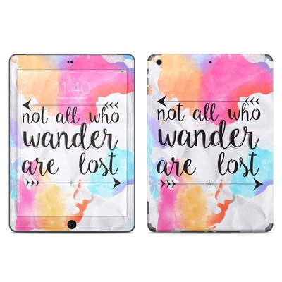 Apple iPad Air Skin - Wander