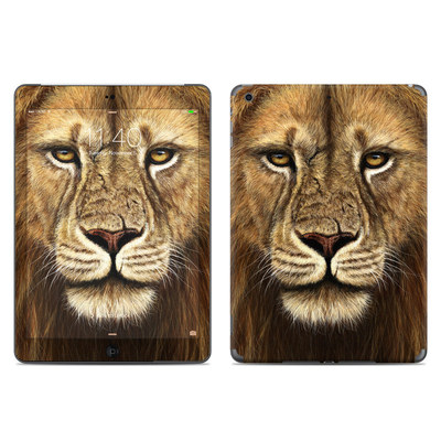 Apple iPad Air Skin - Warrior