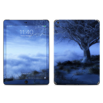 Apple iPad Air Skin - World's Edge Winter