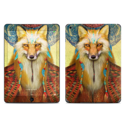 Apple iPad Air Skin - Wise Fox