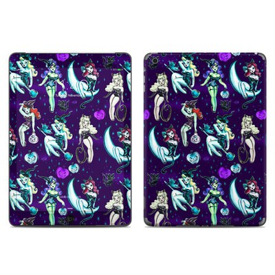 Apple iPad Air Skin - Witches and Black Cats
