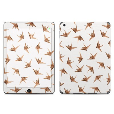 Apple iPad Air Skin - Wood Origami