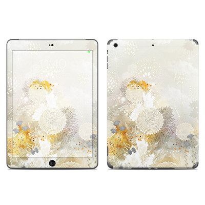 Apple iPad Air Skin - White Velvet