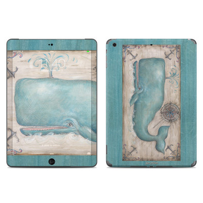 Apple iPad Air Skin - Whale Watch