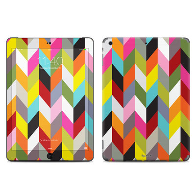Apple iPad Air Skin - Ziggy Condensed