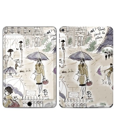 Apple iPad Mini 2019 Skin - Ah Paris